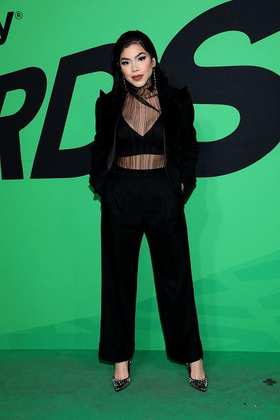 Tuxedo Suit「Spotify Awards In Mexico – Red Carpet」:写真・画像(8)[壁紙.com]