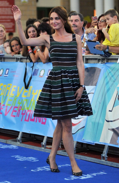 Baby Doll Dress「2013 Giffoni Film Festival - July 20, 2013」:写真・画像(6)[壁紙.com]