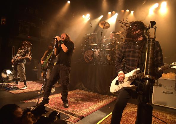 Kornライブ画像