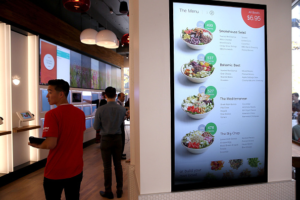 Fast Food「Fully Automated Fast Food Restaurant Opens In San Francisco」:写真・画像(10)[壁紙.com]