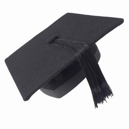 縁なし帽子「Close up view of a graduation cap」:スマホ壁紙(2)