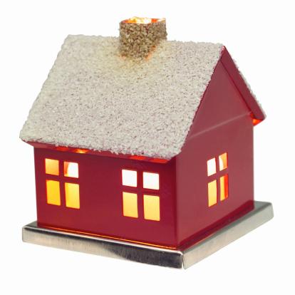 Figurine「Close up view of a figurine house」:スマホ壁紙(15)