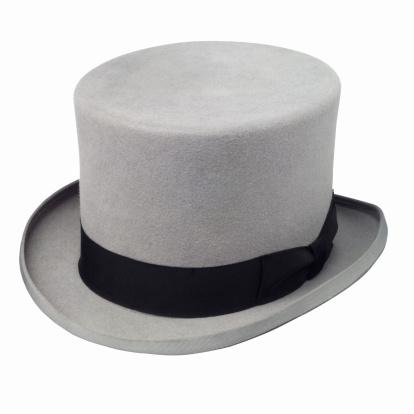 シルクハット「Close up view of a top hat」:スマホ壁紙(10)