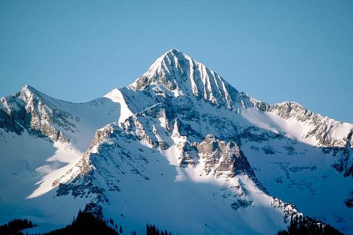 San Juan Mountains「Mt Wilson Telluride Colorado」:スマホ壁紙(7)