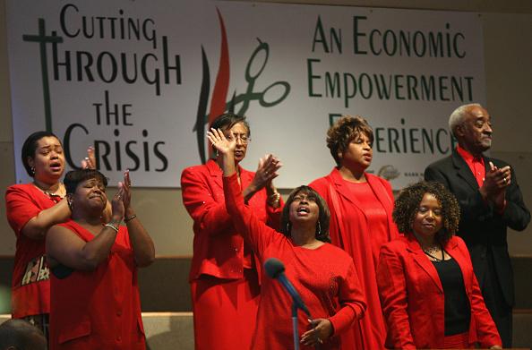 Church「Church Supports Faithful Struggling Through Recession」:写真・画像(4)[壁紙.com]