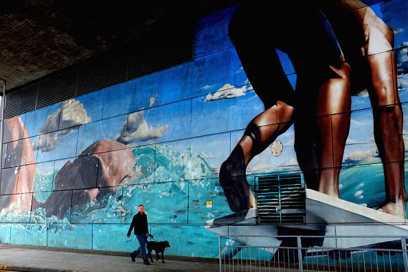 Glasgow - Scotland「Street Art Highlighted For Glasgow's First City Centre Mural Trail」:写真・画像(19)[壁紙.com]