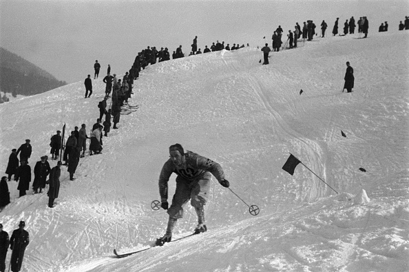 Garmisch-Partenkirchen「Winter Olympics 1936」:写真・画像(3)[壁紙.com]
