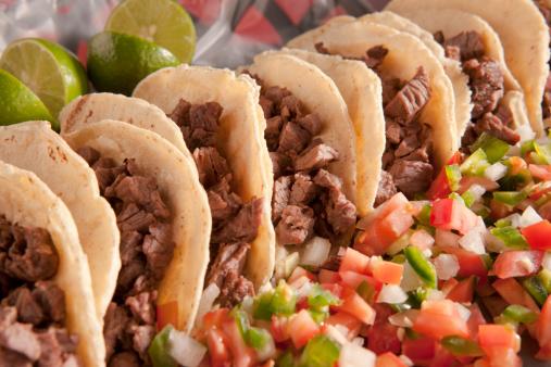 Taco「Beef Tacos」:スマホ壁紙(4)