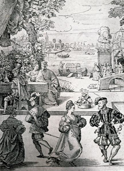 16th Century「Venice scene 1562」:写真・画像(6)[壁紙.com]