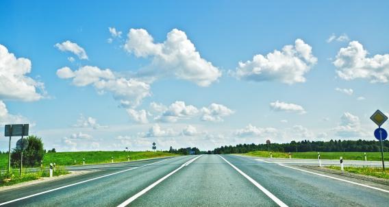 カラー画像「Road Ahead」:スマホ壁紙(5)