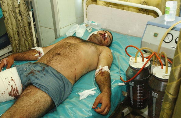Iraqi Governing council「Ahmad Chalabi Survives Attack En Route To Iraq National Assembly Opening」:写真・画像(14)[壁紙.com]