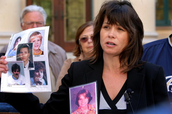 Priest「Abuse Victims Protest San Diego Diocese Bankruptcy」:写真・画像(11)[壁紙.com]