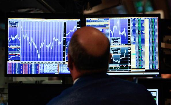 Trader「Fed Drops Interest Rates To Below One Percent」:写真・画像(19)[壁紙.com]