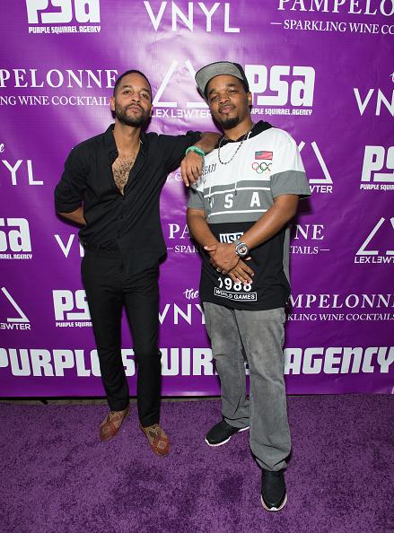 Purple「Purple Squirrel Agency NY Launch at The Vynl」:写真・画像(12)[壁紙.com]