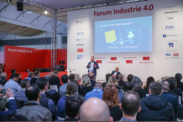 Internet of Things「Kaspersky Lab At Hannover Messe 2019」:写真・画像(4)[壁紙.com]