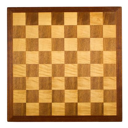 チェス「空のチェスボード」:スマホ壁紙(13)