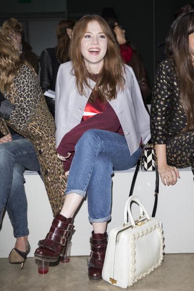 Tristan Fewings「Fashion East: Front Row - London Fashion Week AW14」:写真・画像(11)[壁紙.com]