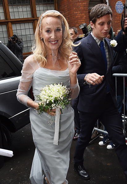 Ben Pruchnie「Jerry Hall Marries Media Mogul Rupert Murdoch At St Brides Church」:写真・画像(4)[壁紙.com]