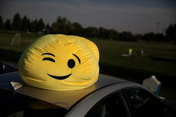 Emoticon「Solar Eclipse Visible Across Swath Of U.S.」:写真・画像(6)[壁紙.com]