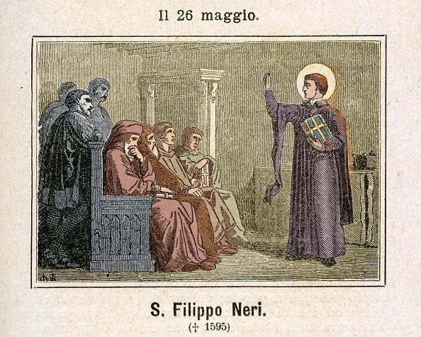 Fototeca Storica Nazionale「Saint Philip Romolo Neri」:写真・画像(7)[壁紙.com]
