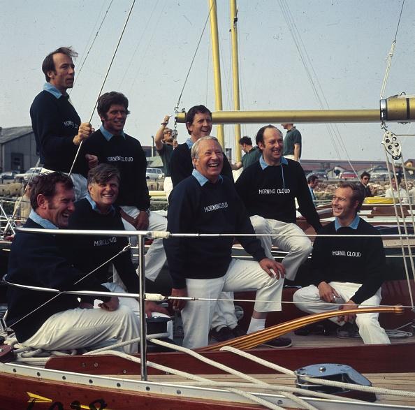 船・ヨット「Skipper Heath」:写真・画像(6)[壁紙.com]