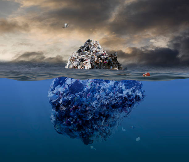 Garbage Iceberg:スマホ壁紙(壁紙.com)