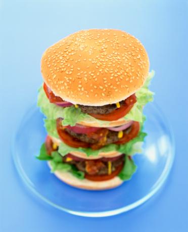 Sandwich「Triple burger」:スマホ壁紙(14)