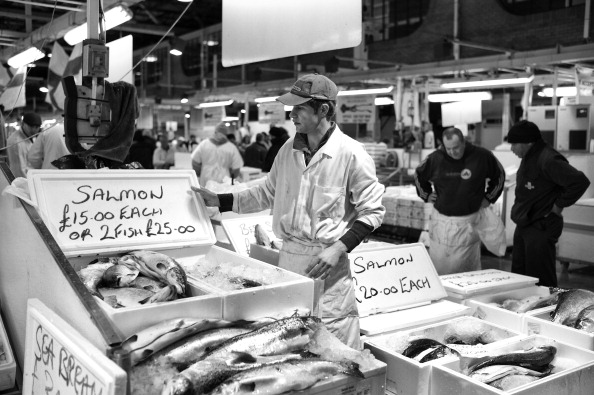 Tom Stoddart Archive「Billingsgate Fish Market」:写真・画像(11)[壁紙.com]