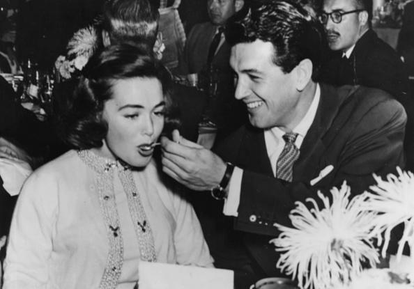 カリフォルニア州ハリウッド「Barbara Rush And Rock Hudson」:写真・画像(17)[壁紙.com]