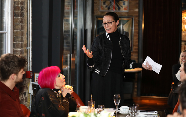 British Fashion Council「LFW Blogger Afternoon Tea」:写真・画像(4)[壁紙.com]