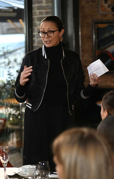 British Fashion Council「LFW Blogger Afternoon Tea」:写真・画像(5)[壁紙.com]
