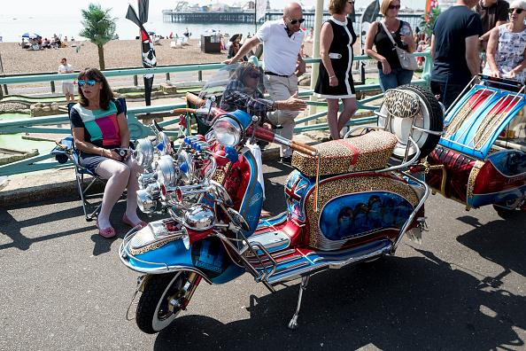 リラクゼーション「The 2017 MOD Weekender Takes Place In Brighton」:写真・画像(1)[壁紙.com]