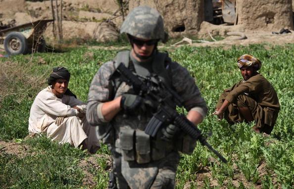 John Moore「U.S. Army Conducts Operations In Kandahar Province」:写真・画像(19)[壁紙.com]