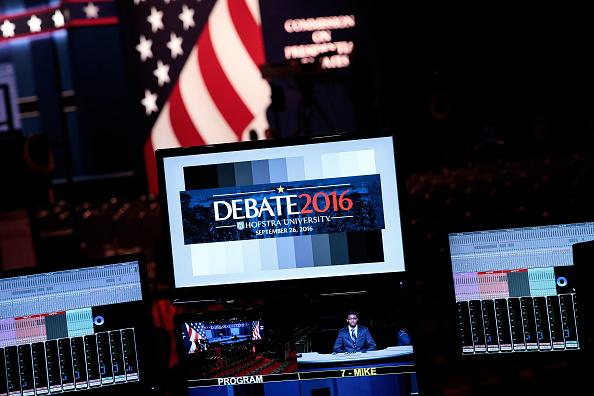 Drew Angerer「Hofstra University Prepares To Host First Presidential Debate Of 2016 Election」:写真・画像(7)[壁紙.com]