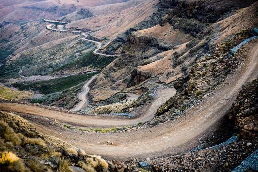 Lesotho「Switchback」:スマホ壁紙(10)