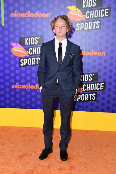スノーボード「Nickelodeon Kids' Choice Sports 2018 - Arrivals」:写真・画像(13)[壁紙.com]