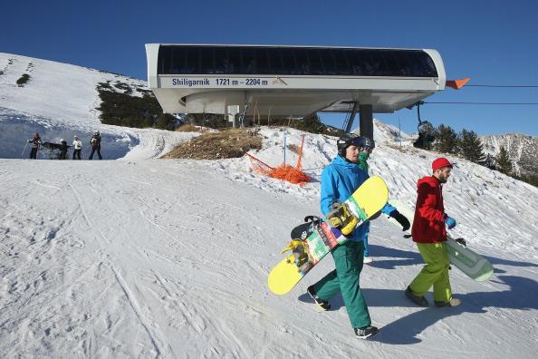 リゾート「Bansko Ski Resort Draws Foreign Tourists」:写真・画像(17)[壁紙.com]