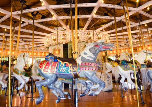Carousel Horses「Carousel horses」:スマホ壁紙(2)