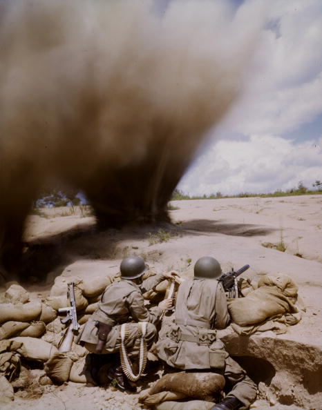 Color Image「'Soldiers And Sandbags'」:写真・画像(15)[壁紙.com]