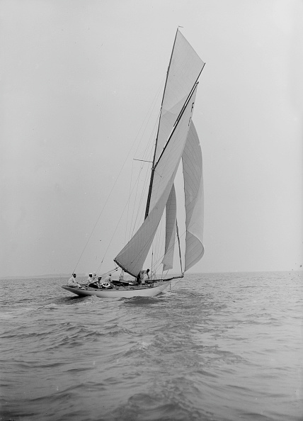 ヨットセーリング「The International 10 Metre Class Sailing Yacht Pampero」:写真・画像(18)[壁紙.com]