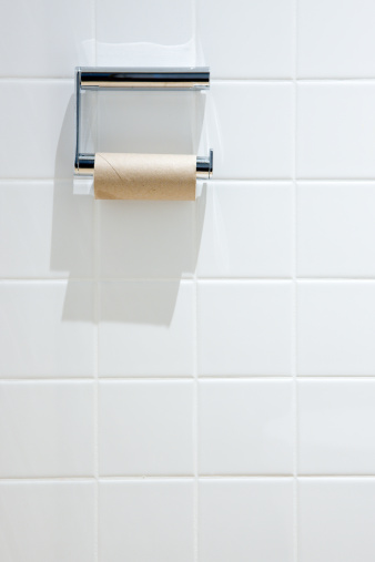 Square「No paper in Toilet」:スマホ壁紙(1)