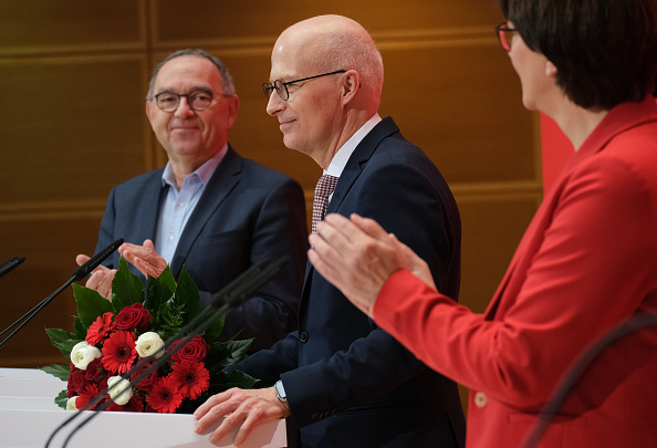 Hamburg - Germany「Political Parties React To Hamburg Elections」:写真・画像(14)[壁紙.com]