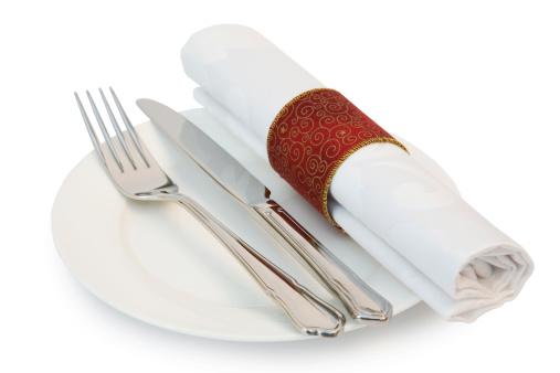 Place Setting「Dinner plate knife and fork」:スマホ壁紙(17)