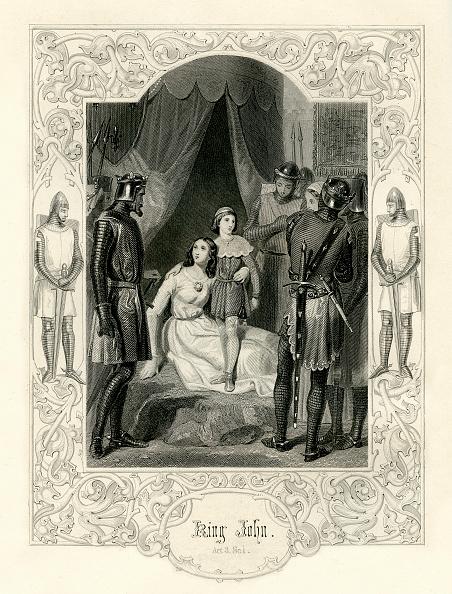 Elizabethan Style「King John by William Shakespeare」:写真・画像(16)[壁紙.com]