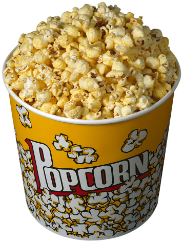 Bucket「Bucket of popcorn」:スマホ壁紙(11)