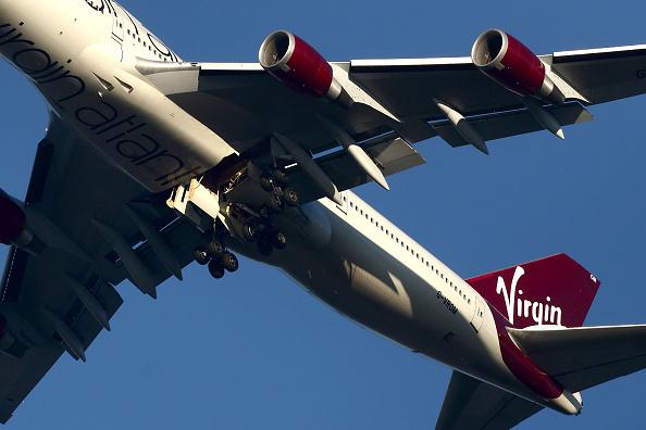 Passenger「Virgin Atlantic Plane Circles Over Gatwick Airport」:写真・画像(15)[壁紙.com]
