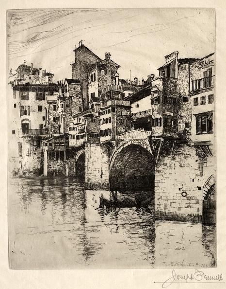 Florence - Italy「The Ponte Vecchio」:写真・画像(16)[壁紙.com]