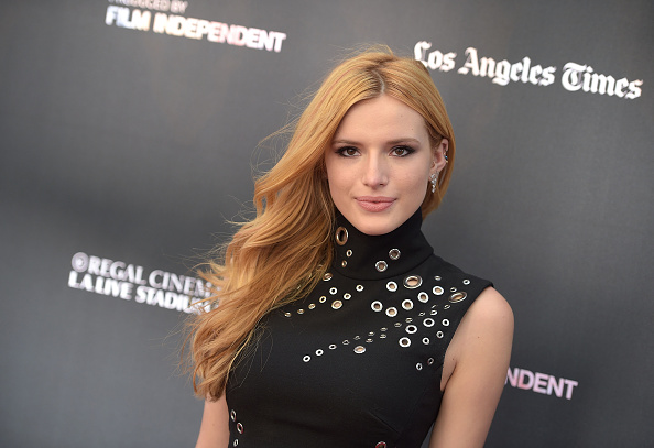 "Bella Thorne「2015 Los Angeles Film Festival - Premiere Of MTV And Dimension TV's ""Scream"" - Red Carpet」:写真・画像(1)[壁紙.com]"