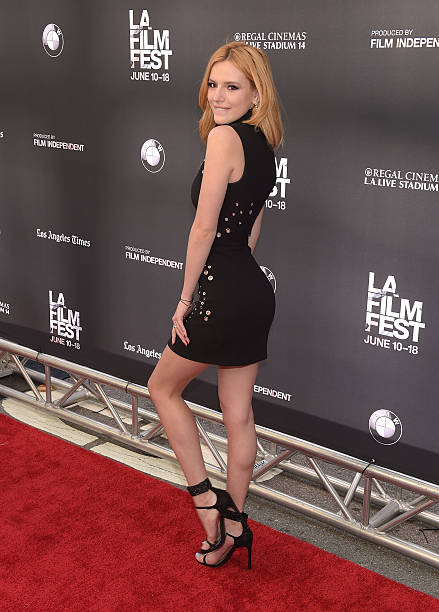 "2015 Los Angeles Film Festival - Premiere Of MTV And Dimension TV's ""Scream"" - Red Carpet:ニュース(壁紙.com)"