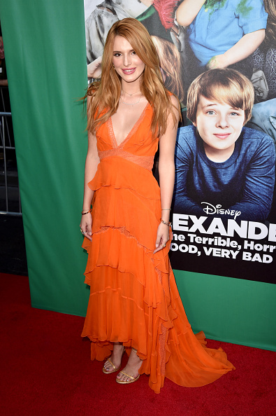 """Bangle「Premiere Of Disney's """"Alexander And The Terrible, Horrible, No Good, Very Bad Day"""" - Red Carpet」:写真・画像(18)[壁紙.com]"""